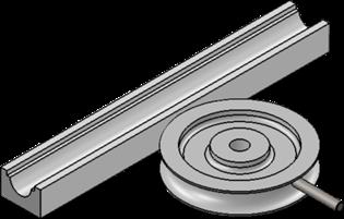 Conformador y Coliza 15x15 MORANO