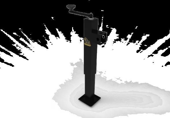 Crique Trailer 800 Kg C:330 mm A:630 mm MORANO