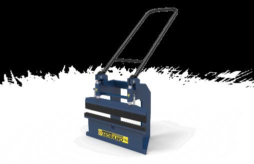 Plegadora de chapa 600 mm MORANO